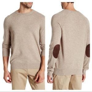 Vince knit raglan sweater